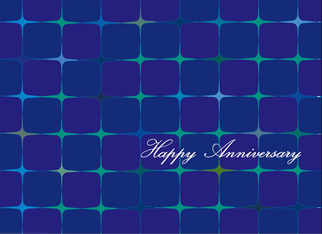 A1201 - Anniversary Tiles