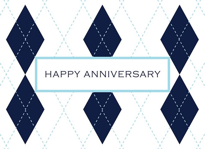 A1603 - Argyle Anniversary