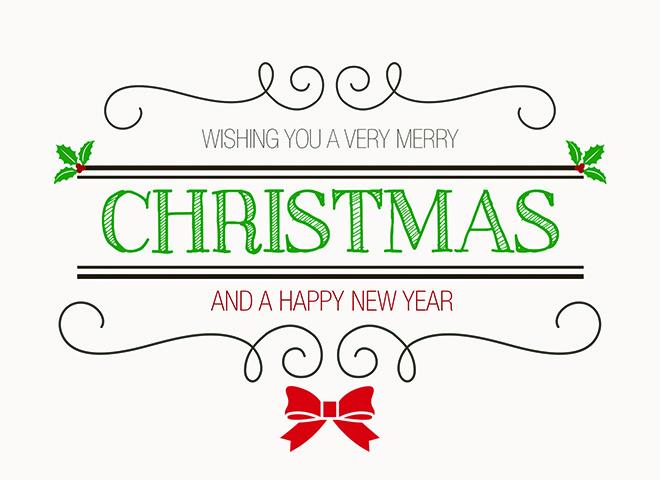 H1604 - Christmas Greetings