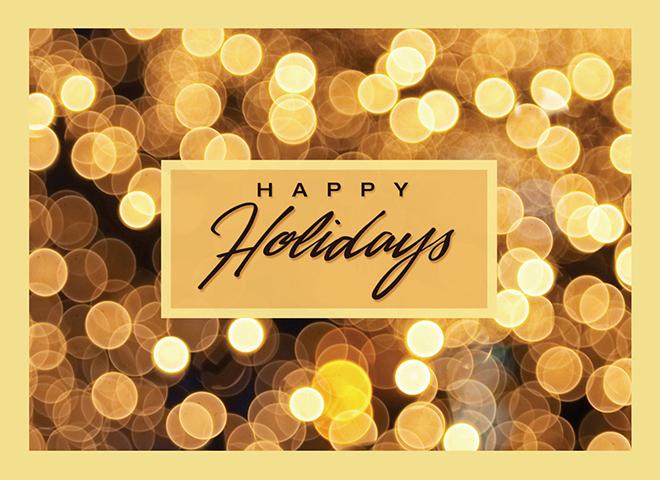 H6025 - Yellow Holiday Lights