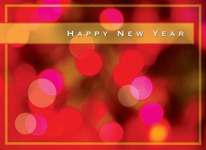 N8004 - New Year Lights