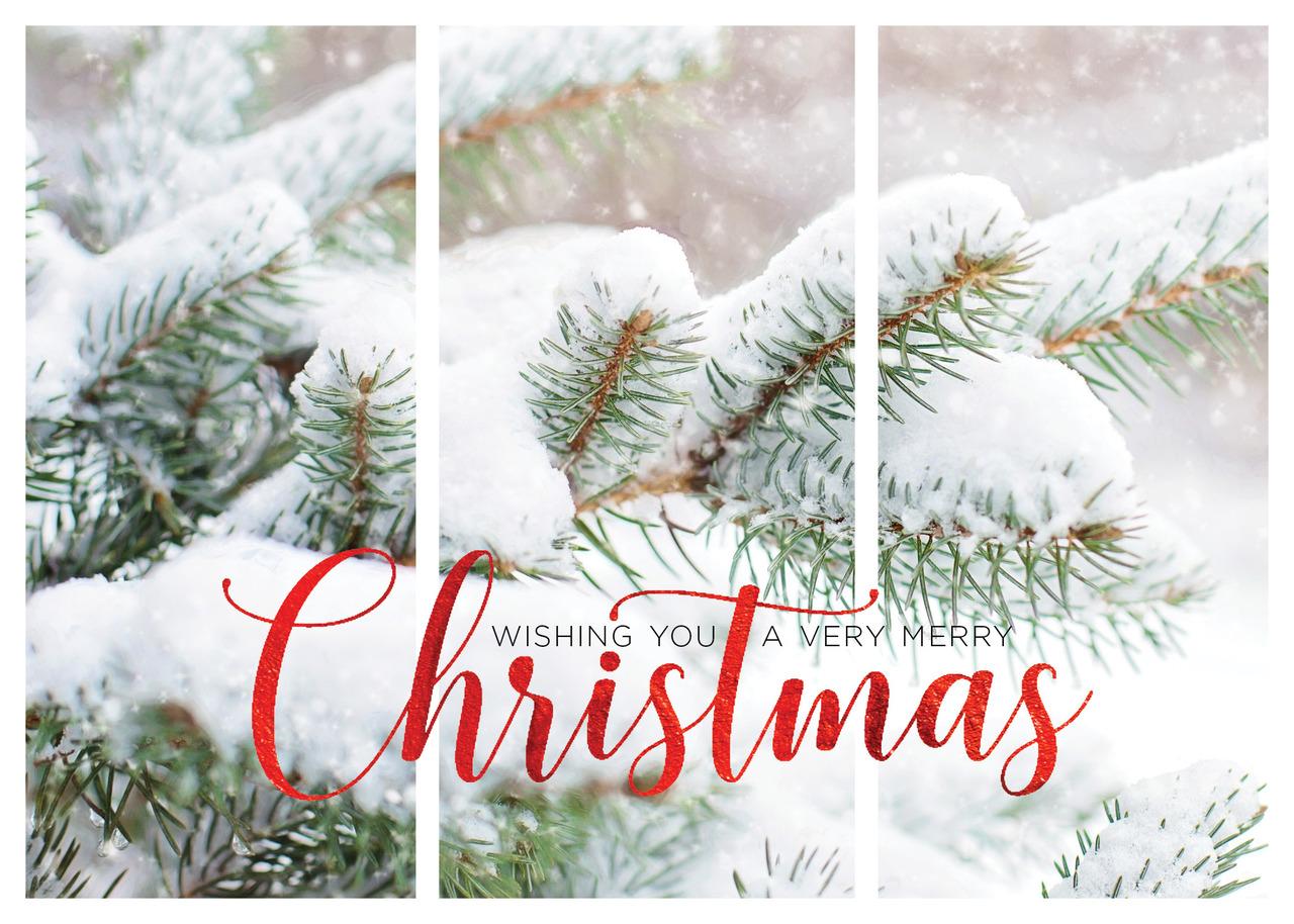 H1702 - Snowy Christmas