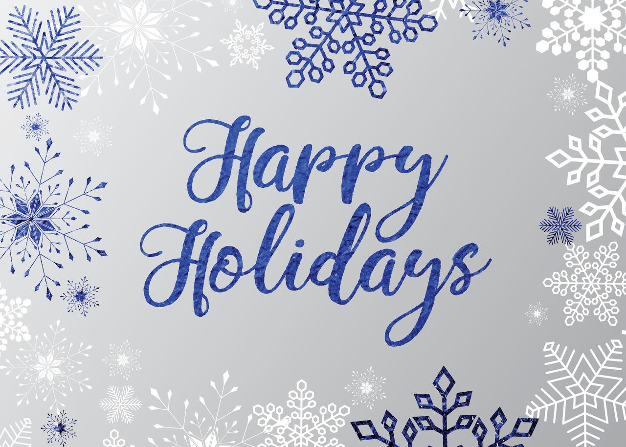H1709 - Holiday Snowflakes