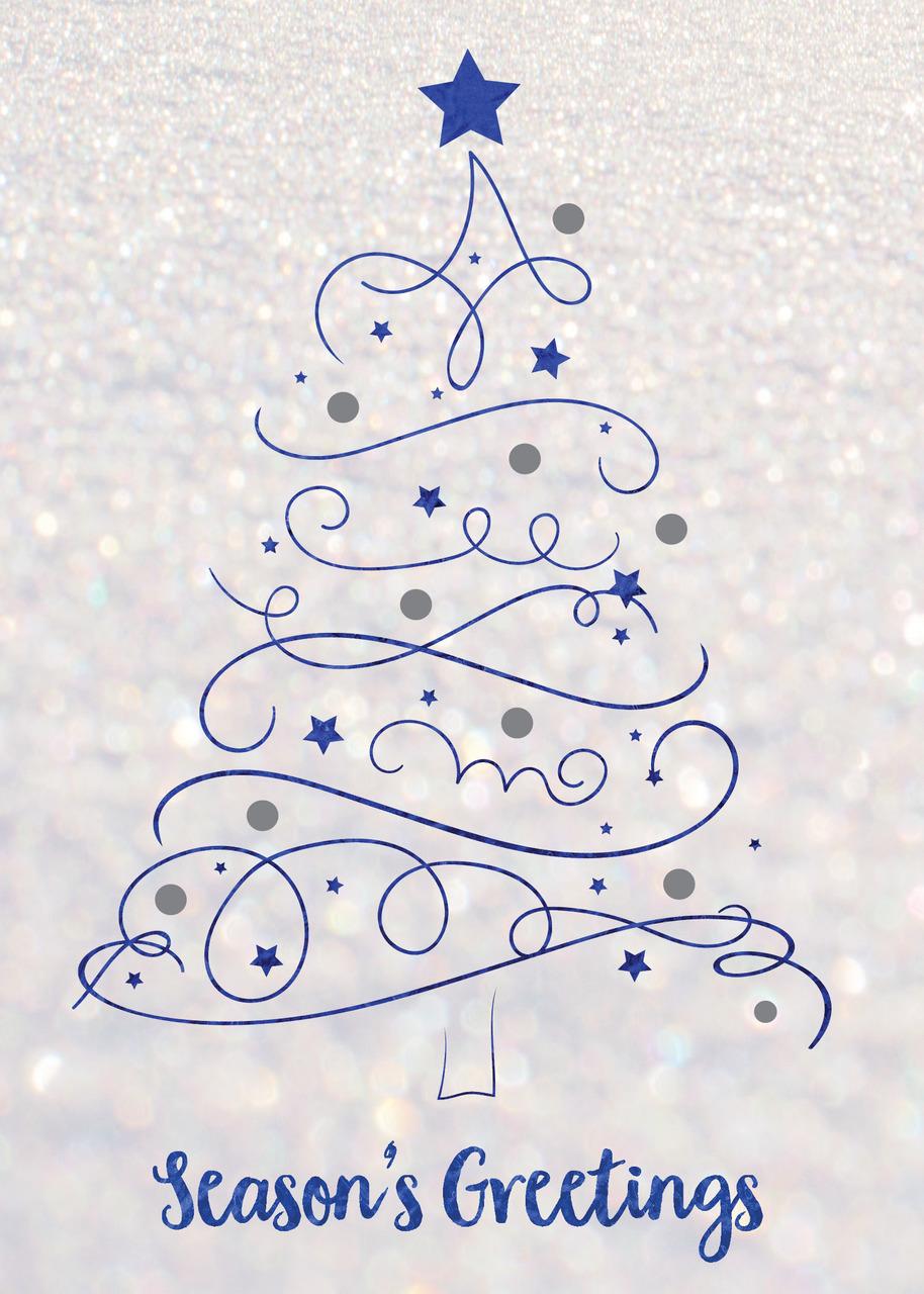 H1710 - Dazzling Holiday Design