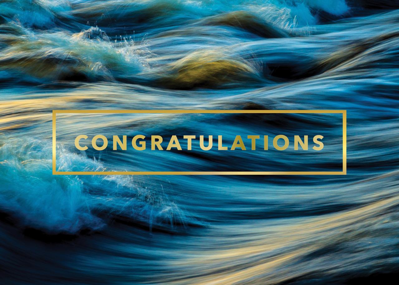 C1801 - Waves of Congratulations