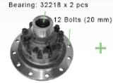 Nissan RF/RG/RH Differential Case