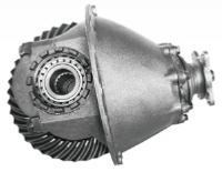 Fuso D8 Complete Differential Assembly