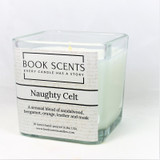 Naughty Celt Scented Candle