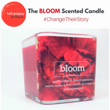 BLOOM Scented Candle