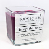 Through the Stones Outlander candle