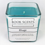 Rhage Brotherhood Scented Candle - a beast of a fragrance that will make you melt.
