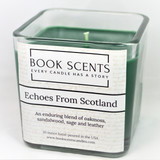 Echoes From Scotland Scented Candle
