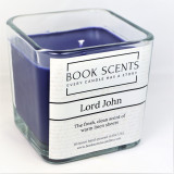 Lord John Scented Candle - CLEARANCE SALE