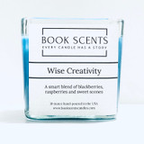 Wise Creativity Scented Candle