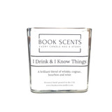 I Drink & I Know Things, GOT inspired scented candle