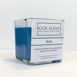 Bella Shellan Scented Candle book candle BDB