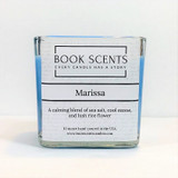 Marissa Shellan Scented Candle book candle BDB