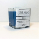 Diana scented character candle, A Discovery of Witches, All Souls