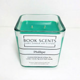 Phillipe A Discovery of Witches | All Souls Character Candle