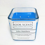 John Matthew BDB Brotherhood Character Scented Candle