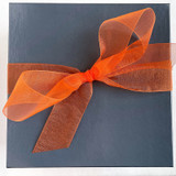 Tipsy Tangerine Ribbon