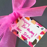Add your own message on this cute little gift tag!