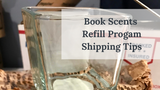 Refill Your Candle Containers: Shipping Tips