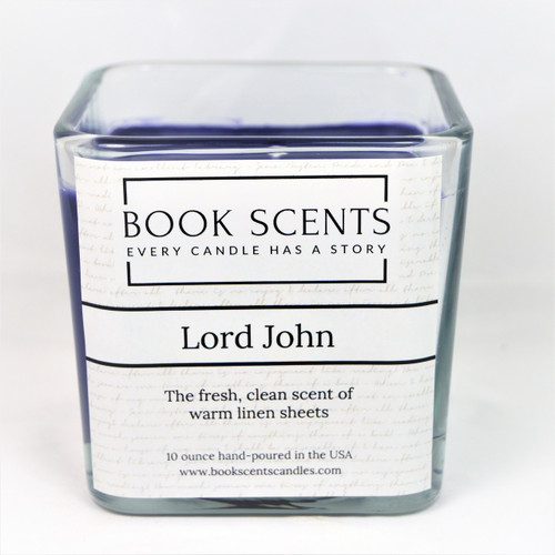 Lord John Scented Candle