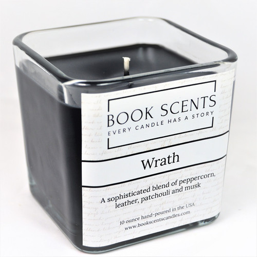 Wrath the King of the Brotherhood scented candle