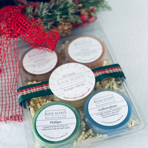 Tealight Gift Set - 5 pack