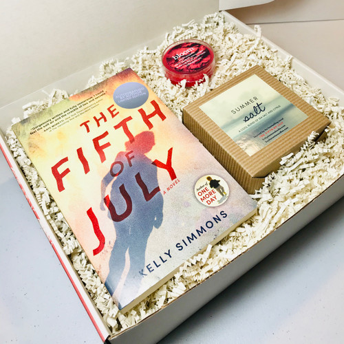 The Fifth of July by Kelly Simmons, Girls Night In Gift Box