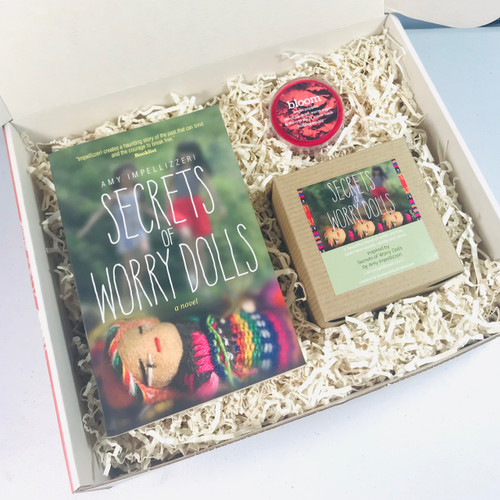 The Secrets of Worry Dolls, Girls Night In Gift Box