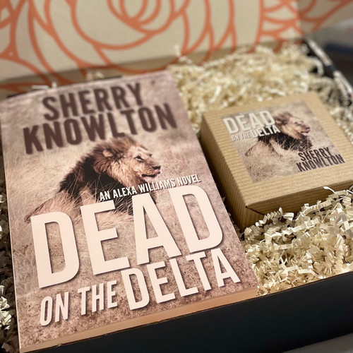 Dead on the Delta: An Alexa Williams Novel by Sherry Knowlton