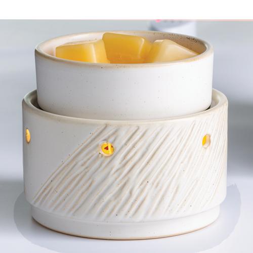 2-in-1 wax warmer