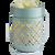 Mint Lattice Illuminating Wax Melter