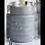 Grey Quatrefoil Illuminating Wax Melter