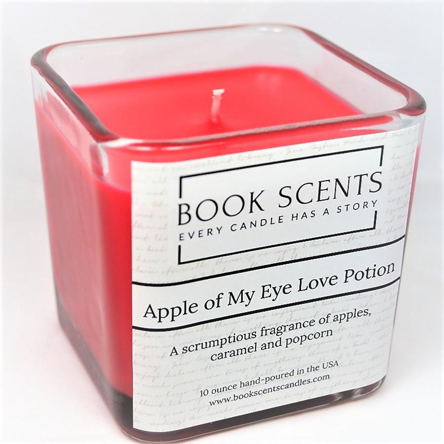 Apple of My Eye Love Potion - tart apples and sweet popcorn!