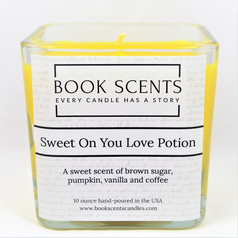 Sweet On You Love Potion Scented Candle