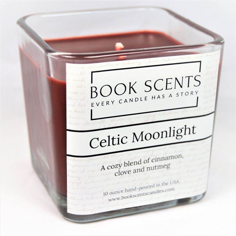 Celtic Moonlight Scented Candle