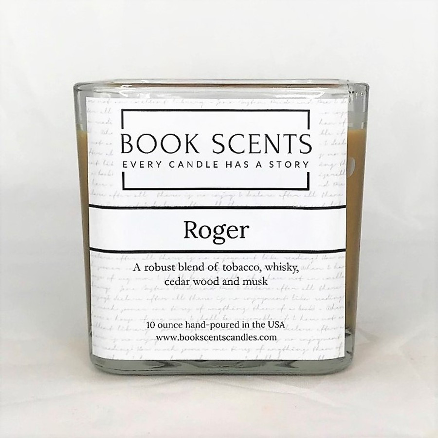 Roger Scented Candle