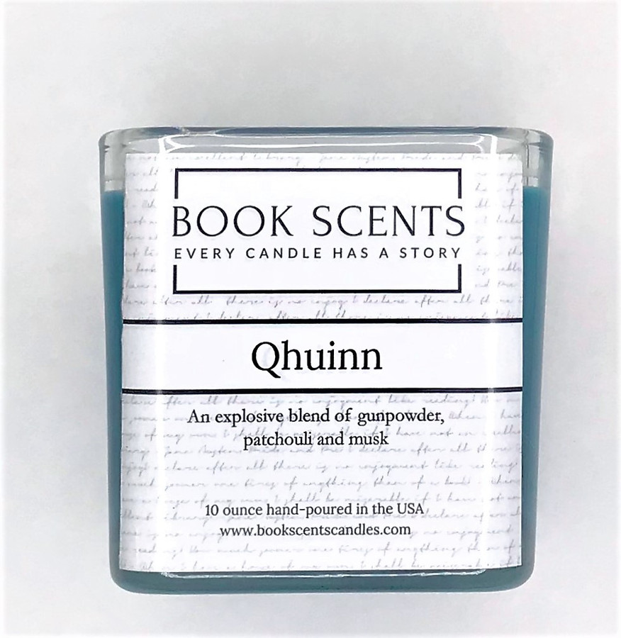 Qhuinn Scented Candle