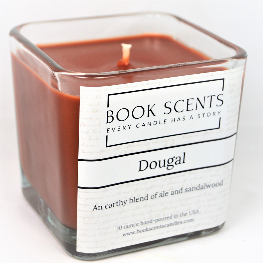 Dougal  Scented Candle - CLEARANCE SALE