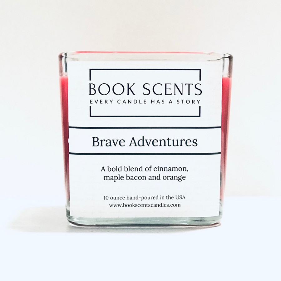 You can't be a Gryffindor without a few Brave Adventures!