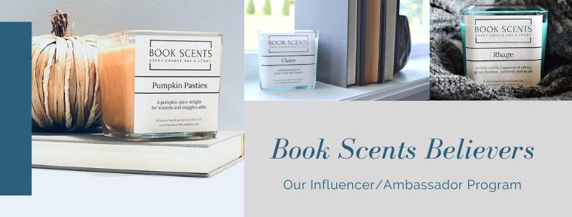 Book Scents Believers Influencer Program