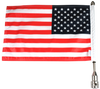 "#RFM-FXD415 with 10""x15"" USA Parade Flag"