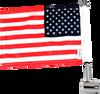 "#MSQ25 with 6""x9"" USA flag"