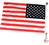"""#MSQ-2515 with 10""""x15"""" USA parade flag"""