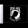 """10""""x15"""" Parade flag:  POW-MIA"""