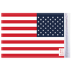 "6""x9"" Highway Flag:  United States of America (BACK)"