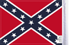 FLG-DIX Confederate Dixie 6x9 flag (BACK)